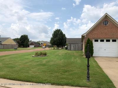 Southaven MS Single Family Home For Sale: $122,500