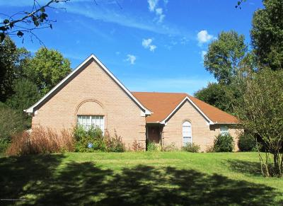 Southaven MS Single Family Home For Sale: $165,000