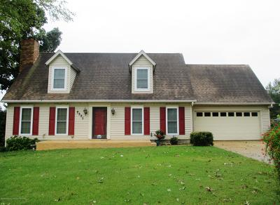Olive Branch Single Family Home For Sale: 7371 Kingcrest
