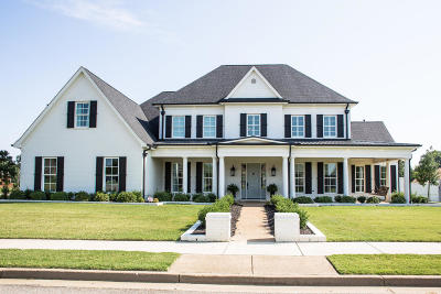Olive Branch MS Single Family Home For Sale: $699,000