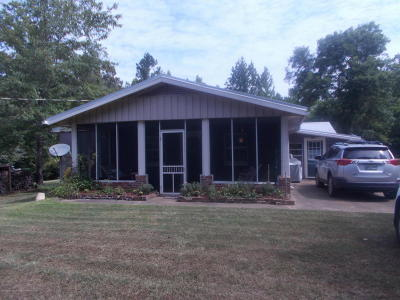 Benton County Single Family Home For Sale: 4485 Tubby Bottom Road