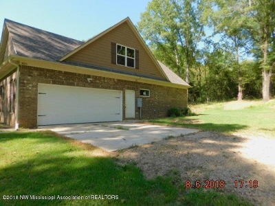 Desoto County Single Family Home For Sale: 4825 Treadway Road