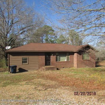 Benton County Single Family Home For Sale: 1754 Ms-4