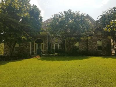Hernando Single Family Home For Sale: 1419 S Whitetail Drive