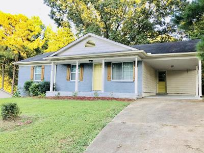 Hernando Single Family Home For Sale: 2654 Columbus Drive