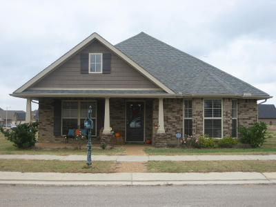 Olive Branch Single Family Home For Sale: 6731 Jessie Hoyt Drive