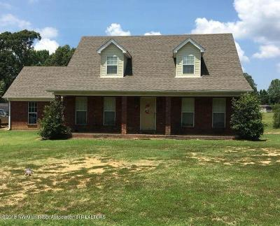 Tate County Single Family Home For Sale: 254 Longtown Road