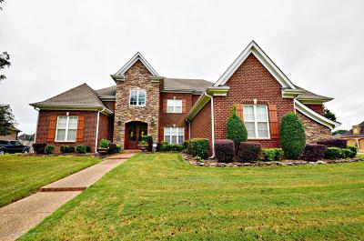 Desoto County Single Family Home For Sale: 1721 Notting Hill Drive