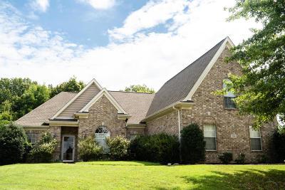 Hernando Single Family Home For Sale: 784 Hemingway Cove