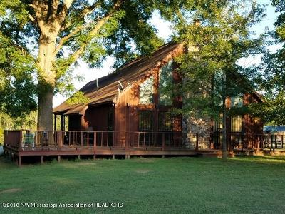 Marshall County Single Family Home For Sale: 1456 N Slayden Road