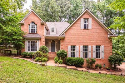 Hernando Single Family Home For Sale: 1390 Thousand Oaks Drive