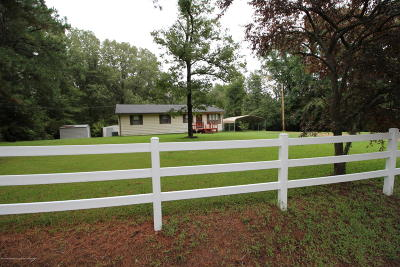 Tate County Single Family Home For Sale: 400 Bend Road