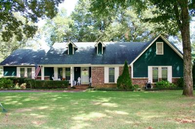 Tate County Single Family Home Active/Contingent: 211 Gwen Road