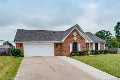 Southaven Single Family Home For Sale: 7518 E Winners Circle