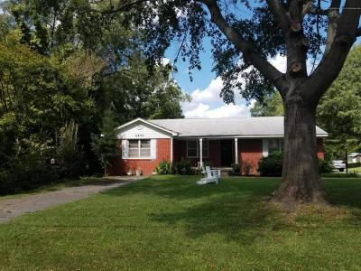 Marshall County Single Family Home For Sale: 2570 Church Street
