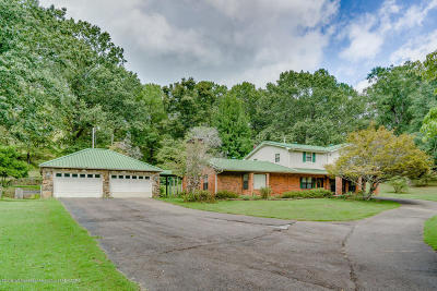 Marshall County Single Family Home For Sale: 176 River Rhodes Road