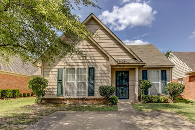 Southaven Single Family Home For Sale: 7583 Lilly Drive