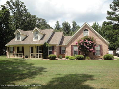 Marshall County Single Family Home For Sale: 119 Coldwater Bend