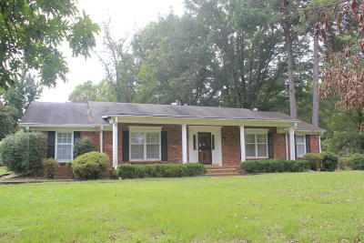 Desoto County Single Family Home For Sale: 4671 W Commerce Street