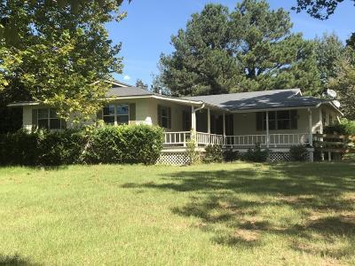 Tate County Single Family Home For Sale: 238 Looxahoma Circle