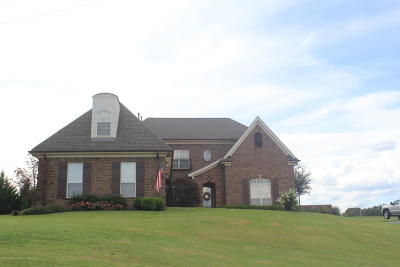 Marshall County Single Family Home For Sale: 39 Winter Oaks Drive