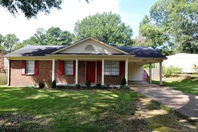Southaven Single Family Home For Sale: 7925 Brentwood Drive