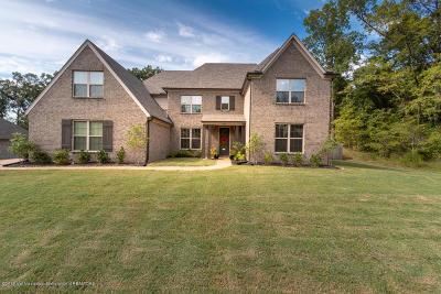 Desoto County Single Family Home For Sale: 7424 Rose Garden Lane