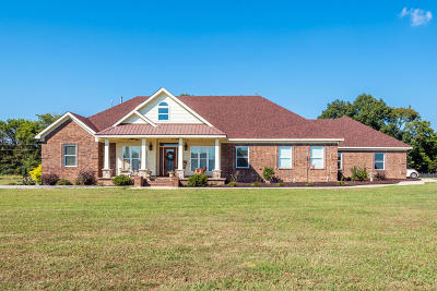 Tate County Single Family Home For Sale: 4653 Peyton Road