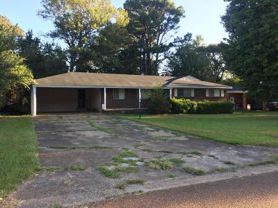 Tate County Single Family Home For Sale: 213 Southern Street