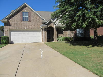 Southaven Single Family Home For Sale: 1870 Clairmont Drive