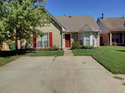 Southaven Single Family Home For Sale: 5366 Bradley Lane