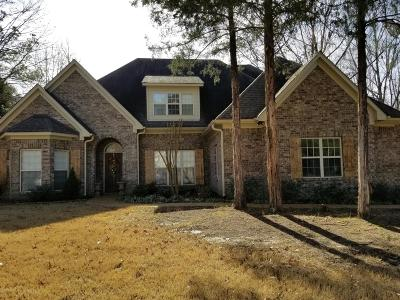 Desoto County Single Family Home For Sale: 8019 Betty Browning Pass