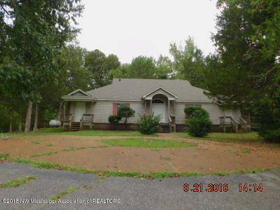 Marshall County Single Family Home For Sale: 166 Melissa Lane