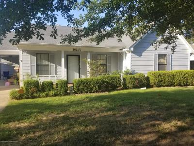 Olive Branch Single Family Home For Sale: 10230 Yates Drive
