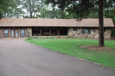 Tate County Single Family Home For Sale: 382 Waldrop Road