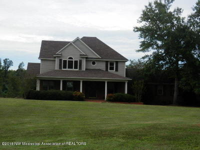 Marshall County Single Family Home For Sale: 680 Highway 4 W