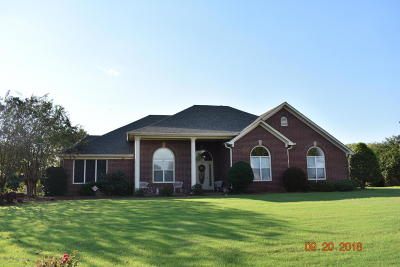 Olive Branch Single Family Home For Sale: 4265 Lake Crest Cove