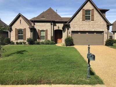 Southaven MS Single Family Home For Sale: $297,000