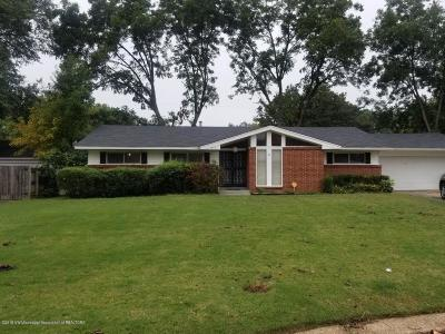 Southaven MS Single Family Home For Sale: $119,900