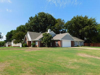 Walls MS Single Family Home For Sale: $199,900