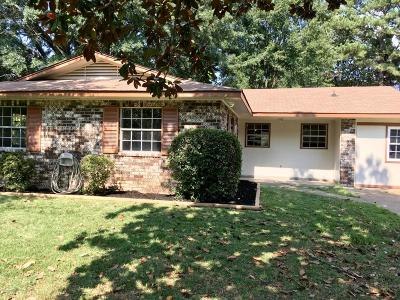 Southaven MS Single Family Home For Sale: $119,500
