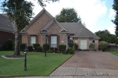 Southaven MS Single Family Home For Sale: $199,900