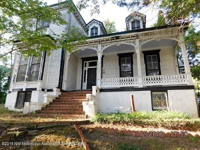 Marshall County Single Family Home For Sale: 470 E Van Dorn Avenue