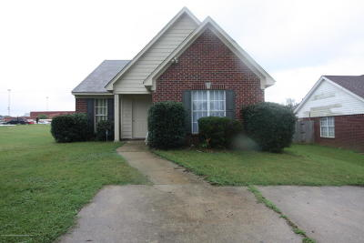 Olive Branch Single Family Home For Sale: 6094 Brooks Cove