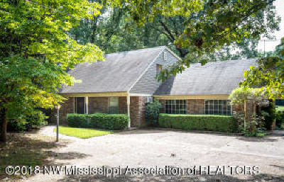 Horn Lake Single Family Home For Sale: 4919 Pecan Avenue