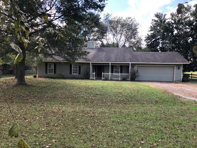 Byhalia Single Family Home For Sale: 100 Kathy Lynn Road