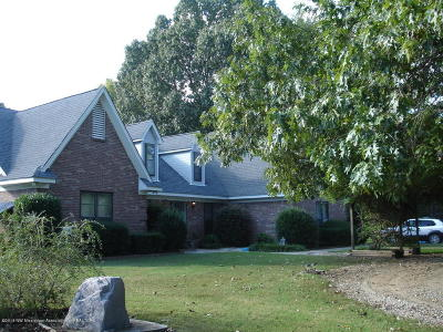 Olive Branch Single Family Home For Sale