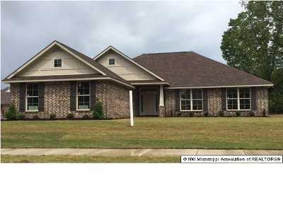 Olive Branch Single Family Home For Sale: 7229 Judith Drive