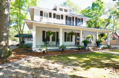 Holly Springs Single Family Home For Sale: 230 W Chulahoma Avenue