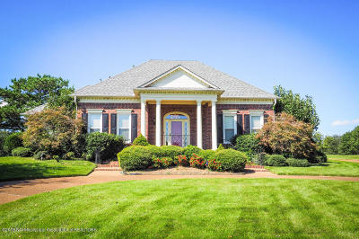 Olive Branch Single Family Home For Sale: 7963 Kirkwood Cove
